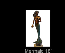 Simon Morris 18 inch Mermaid